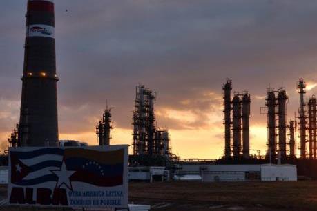 Nhà máy lọc dầu chiến lược tại Cuba chỉ hoạt động nửa công suất