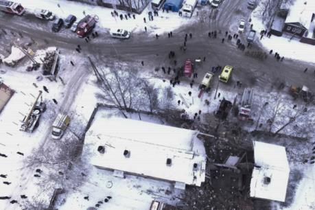 Nga: Nổ khí ga làm chục người thương vong