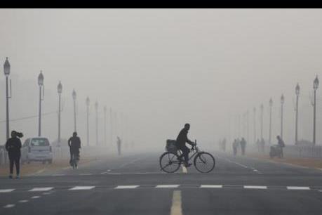 Hàng chục thành phố Trung Quốc báo động đỏ do ô nhiễm