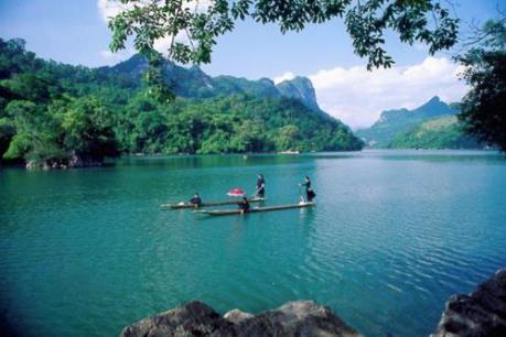 Khu vực hồ Ba Bể được ưu tiên số 1 trong phát triển du lịch Bắc Kạn
