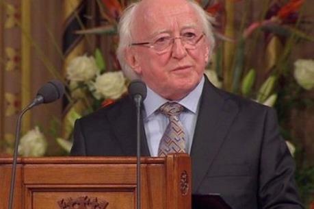 Truyền thông Ireland đưa tin về chuyến thăm Việt Nam của Tổng thống Michael Higgins