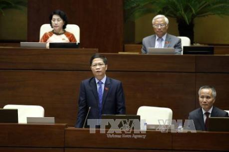 Kỳ họp thứ 2, Quốc hội khóa XIV: Tăng cường quản lý nhà nước về ngoại thương