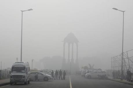 Ô nhiễm và khói mù trầm trọng ở Ấn Độ