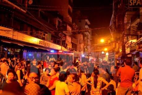 Tp. Hồ Chí Minh: Tạm giữ đối tượng gây vụ cháy trên đường Bùi Viện
