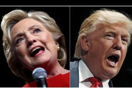 Bầu cử Mỹ: Cư dân mạng Facebook nhắc đến ông Trump nhiều hơn bà Clinton 24 giờ qua