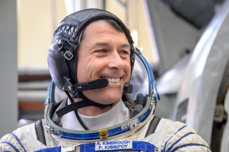 Bầu cử Mỹ 2016: Thêm một nhà du hành bầu chọn từ bên ngoài không gian
