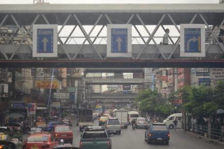 Thái Lan sẽ chi gần 3 tỷ USD cho cơ sở hạ tầng giao thông