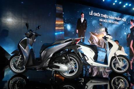 Honda ra mắt SH 125i/150i phanh ABS với giá bán từ 68 triệu đồng