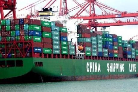 Xuất khẩu Trung Quốc giảm trong tháng 10