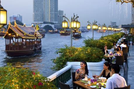 """Du lịch Thái Lan """"hốt bạc"""" trong quý vừa qua"""