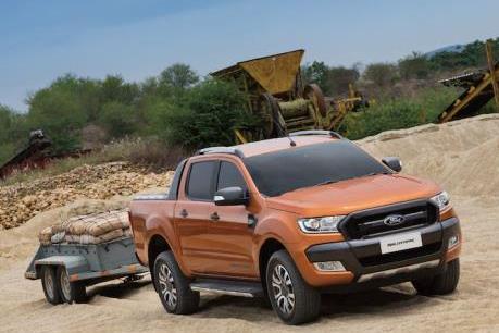 Ranger tiếp tục dẫn dắt doanh số bán hàng của Ford Việt Nam