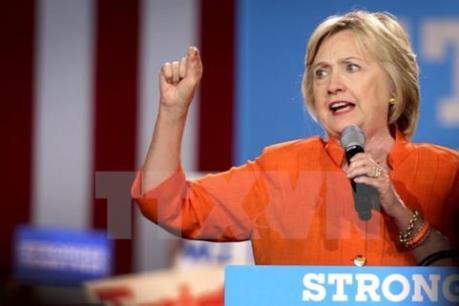 Thị trường chứng khoán Mỹ tăng điểm khi các nhà đầu tư kỳ vọng bà H. Clinton thắng cử