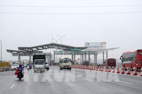 Đảm bảo an toàn giao thông trên tuyến cao tốc Hà Nội - Bắc Giang
