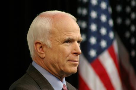 Bầu cử Mỹ 2016: Thượng nghị sĩ John McCain tái đắc cử