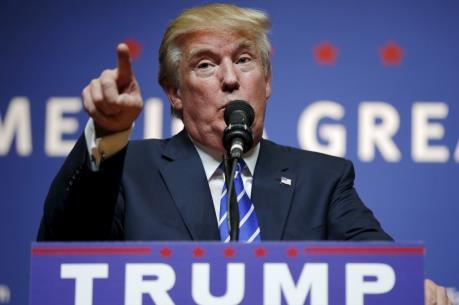 """Các thị trường """"bấn loạn"""" trước khả năng giành chiến thắng của ông Donald Trump"""