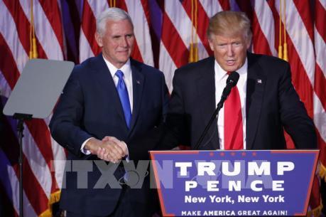 Lãnh đạo nhiều nước chúc mừng Tổng thống đắc cử D.Trump