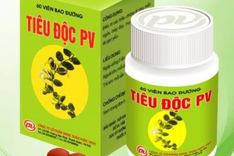 Hà Nội thu hồi 3 loại thuốc không đảm bảo chất lượng
