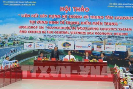 Liên kết xây dựng hệ thống và Trung tâm Logistics tại vùng kinh tế trọng điểm miền Trung