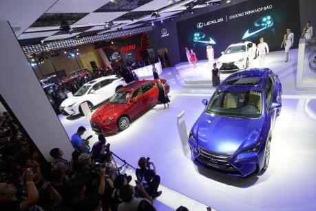 Tăng cường quản lý đối với ô tô nhập khẩu
