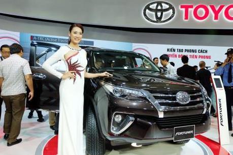 Sức tiêu thụ Lexus tăng gần 170% cho dù thuế tăng