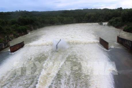 Cập nhật tình hình xả lũ tại các hồ thủy điện của EVN