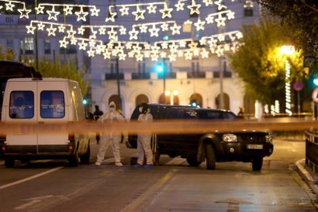 Đại sứ quán Pháp ở Hy Lạp bị tấn công bằng lựu đạn