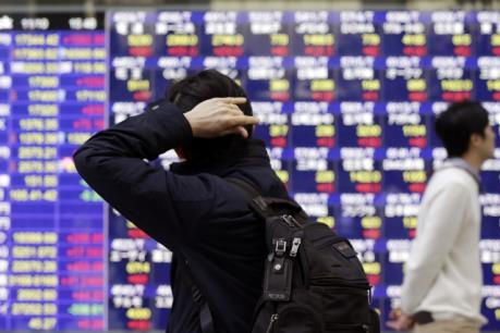 Thị trường chứng khoán châu Á phục hồi mạnh mẽ