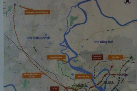 Đề xuất nối tuyến metro TP. Hồ Chí Minh đến Đồng Nai, Bình Dương