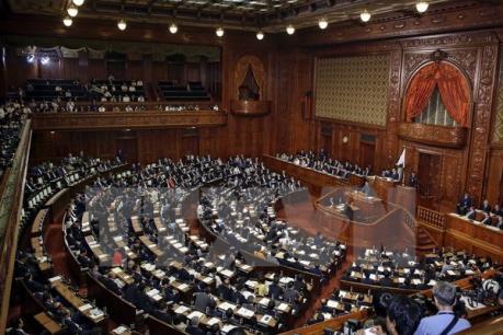 """TPP vượt qua """"cửa"""" Hạ viện Nhật Bản"""