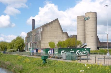 Rò rỉ khí ga làm chết người tại nhà máy bia Carlsberg ở Anh