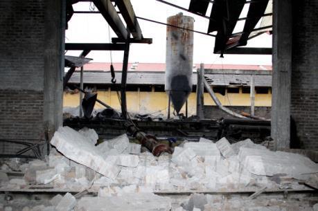Thái Nguyên: Nổ lò hơi, 8 người thương vong