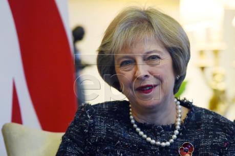 Thủ tướng Theresa May kêu gọi Trung Quốc đầu tư vào Anh