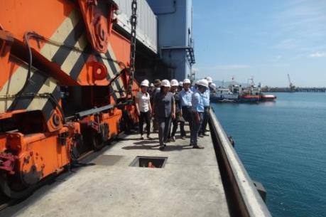 Nhiệt điện Vĩnh Tân 2 mở cửa để người dân vào giám sát môi trường