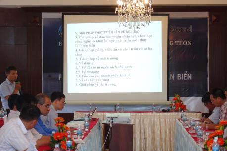 Thiếu quy hoạch trong phát triển nghề nuôi trồng thủy sản biển