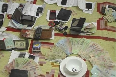 """Vụ """"sới bạc khủng"""" tại Quảng Ninh: Gần 14 năm tù cho 4 đối tượng tổ chức đánh bạc"""