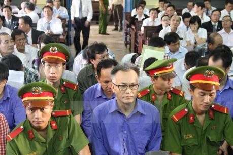 Tuyên án đại án kinh tế xảy ra tại Công ty cổ phần thực phẩm công nghệ Sài Gòn