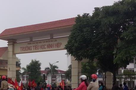 Hà Nội: Xét xử phúc thẩm vụ gây rối trật tự tại xã Ninh Hiệp