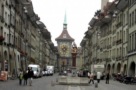 Triệu phú đang tăng mạnh tại Thụy Sỹ