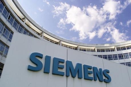 """Tài khóa 2017 - """"gió đảo chiều"""" đối với Siemens"""
