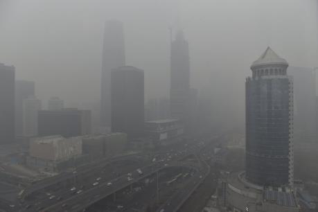 Trung Quốc ban bố cảnh báo do ô nhiễm khói mù