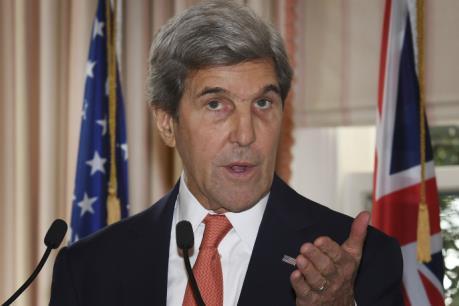 Ngoại trưởng Mỹ John Kerry: Hy vọng ông Trump không phản đối TPP