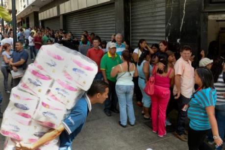 Venezuela gia hạn tình trạng kinh tế khẩn cấp lần thứ năm trong năm nay