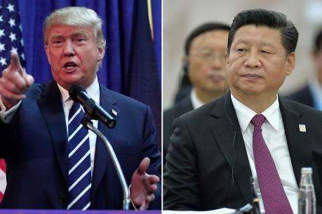 Chủ tịch Trung Quốc Tập Cận Bình và Tổng thống đắc cử Mỹ D. Trump đồng ý sớm gặp mặt