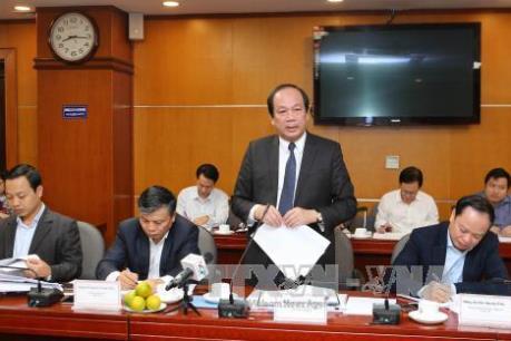 Bộ trưởng Mai Tiến Dũng: Rút kinh nghiệm trong công tác cán bộ tại Bộ Công Thương