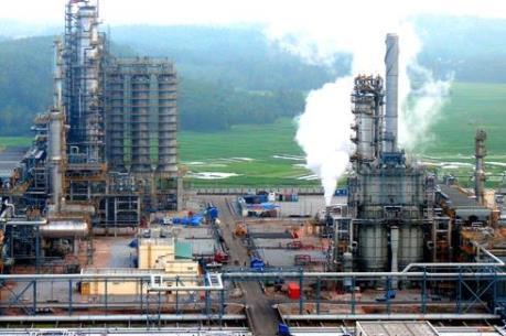 Lọc hóa dầu Bình Sơn hoàn thành chỉ tiêu sản lượng năm 2016.