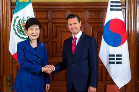 Mexico và Hàn Quốc sẽ ký FTA vào năm 2017