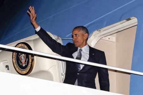 Chuyến công du nước ngoài cuối cùng của ông Obama trên cương vị Tổng thống Mỹ