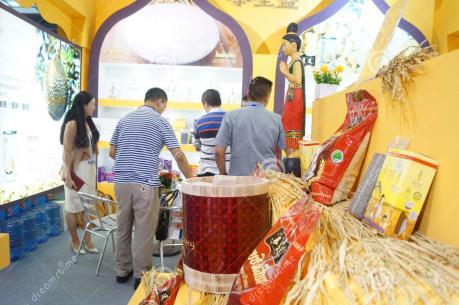 Thái Lan dự kiến thu 1,8 tỷ USD tại hội chợ nông sản