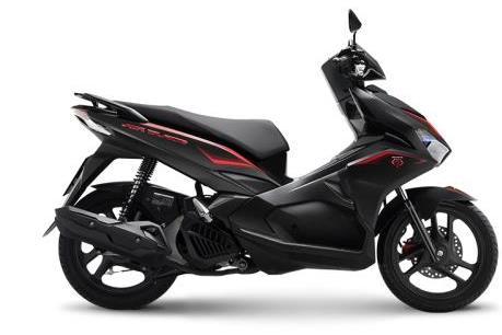 Honda bất ngờ ra phiên bản Air Blade 125cc sơn mờ đặc biệt