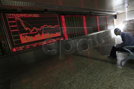 Đa phần các thị trường chứng khoán châu Á giảm điểm